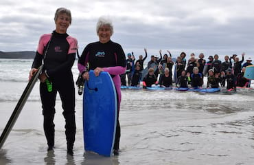 Granny Grommets Surf Club (Albany)