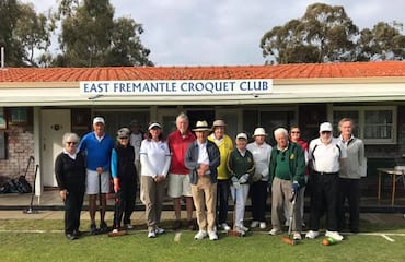 East Fremantle Croquet Club