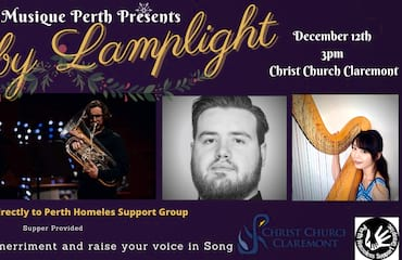 Carols By Lamplight (Claremont)