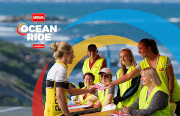 Volunteering at the 2021 MSWA Ocean Ride – Powered by RetraVision (Fremantle - Scarborough - Hillarys)